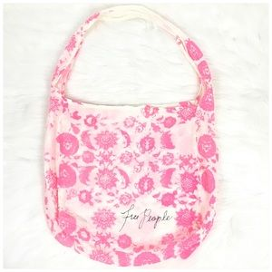 Free People Muslin Reusable Tote Bag